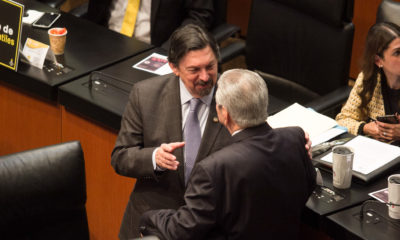 Aceves del Olmo pone en la mira a Gómez Urrutia y Haces Barba