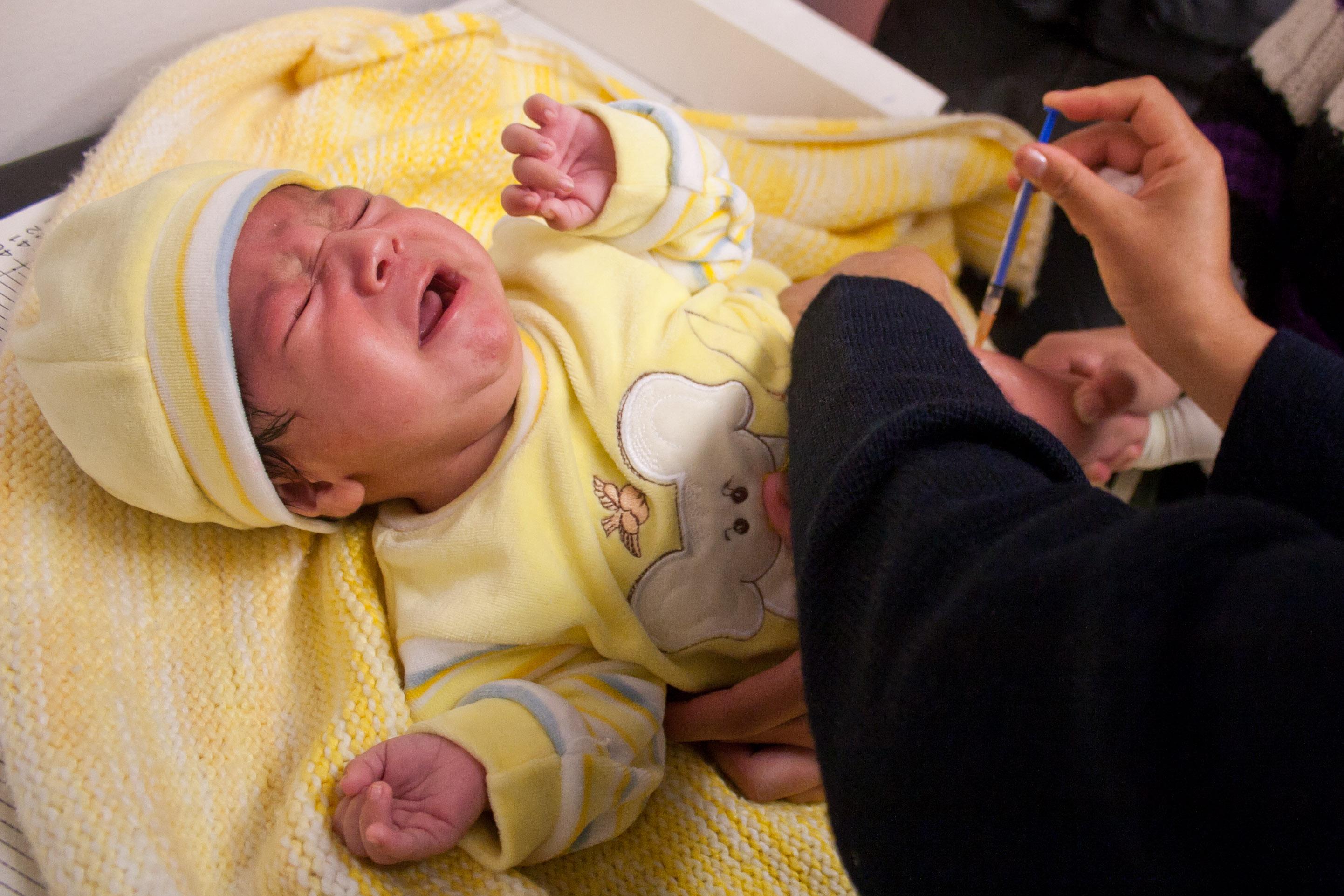 Sarampión en América Latina y Europa, una enfermedad que está resurgiendo