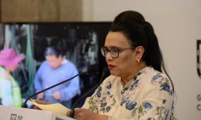 Desarme Coyoacán Armas Rosa Icela Rodríguez