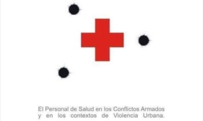 Cruz Roja de Salamanca suspende servicios por la violencia
