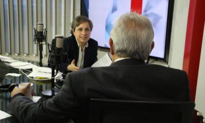 Carmen Aristegui AMLO