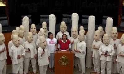 Jesusa Rodríguez Ley Federal Maiz Nativo