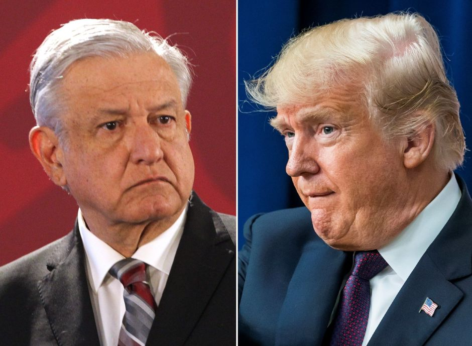 AMLO, López Obrador, Andrés Manuel, Donald Trump, Estados Unidos, México, Carta, Migrantes,