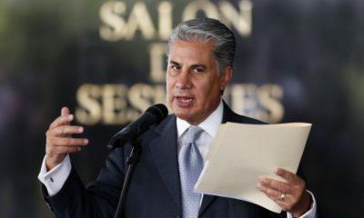 Alejandro Rojas, Morena, Díaz-Durán, Inhabilita, Inhabilitado, tres años, Morena, Senador, Monreal, Dirigencia,