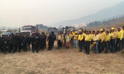 Chilpancingo incendio Guerrero