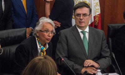 Marcelo Ebrard responde a Donald Trump/ La Hoguera