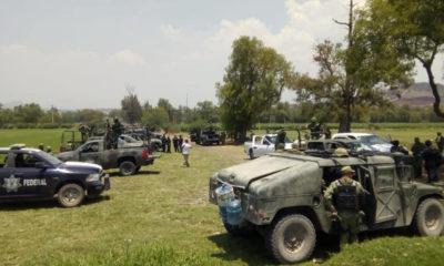 Soldados, Hidalgo, Huachicol, Pobladores, habitantes, impidieron, Gasolina, Huachicoleros, Combustibles, Pemex, SEDENA, Policía Federal, Policía Estatal,