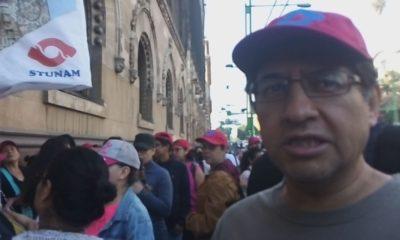 Reforma laboral STUNAM México
