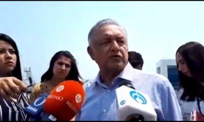 AMLO niega rompimiento con Germán Martínez por renuncia al IMSS