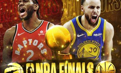 Lista, la edición de las finales de la NBA 2019
