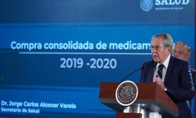 López Obrador, AMLO, Andrés Manuel, Medicamentos, Issste, Imss, Secretaría de Salud, Salud, Medicamentos, Medicinas, Hospitales, Centros de Salud,