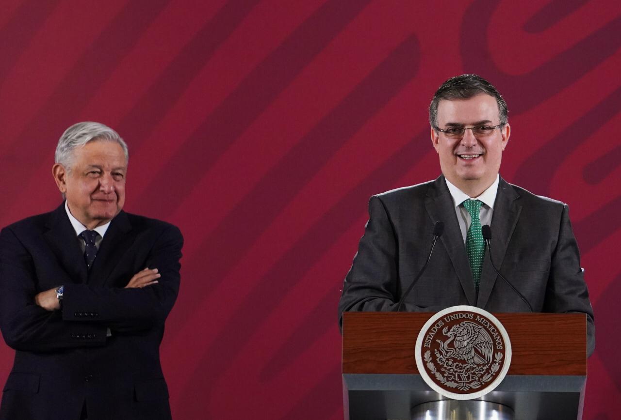 El presidente Andrés Manuel López Obrador (AMLO) aseguró que se cuenta con los recursos suficientes para atender a los migrantes