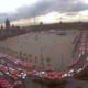 Taxistas, Manifestación, Zócalo, Tráfico, Marcha, Paro, Transporte, CDMX,