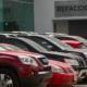 Se contrae mercado automotríz en México/ La Hoguera