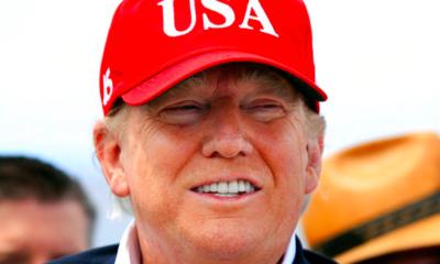 Donald Trump felicita a México por detener oportunamente a migrantes/ La Hoguera