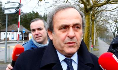Detienen a Michel Platini en Francia por corrupción en designación de mundial de Qatar 2022/ La Hoguera
