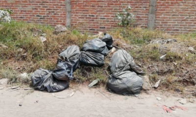 Hallan en bolsas restos de 12 personas en Jalisco