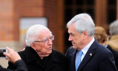 Sebastián Piñera tío chile vaticano presidente