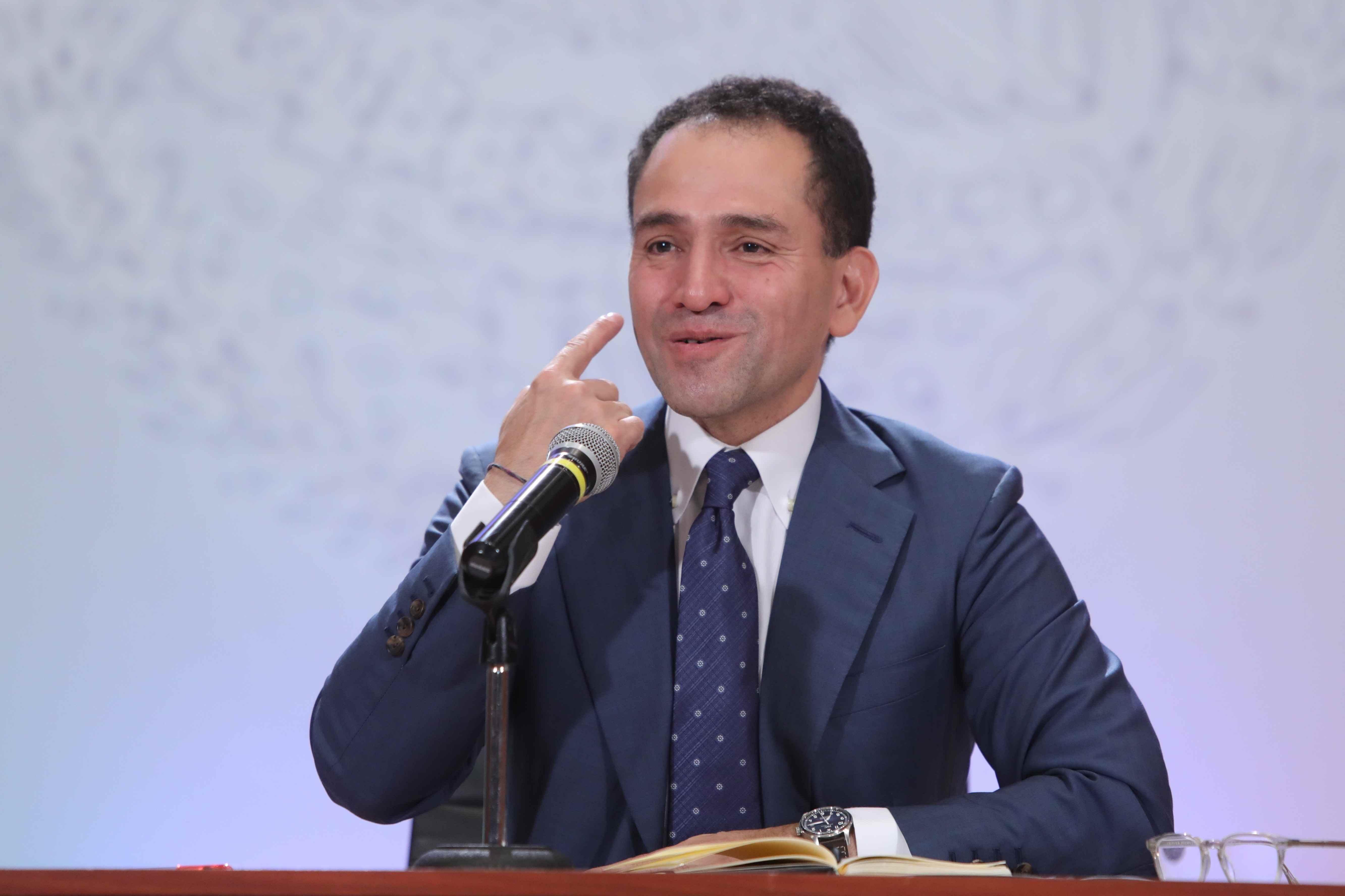 Aplaza secretario de Hacienda comparecencia en la Cámara de Diputados