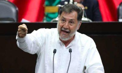 PAN acusa a Fernández Noroña de comentarios misóginos contra diputada