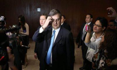 Marcelo Ebrard, Ebrard, Padre, Comparecencia, Cancela, Senado,