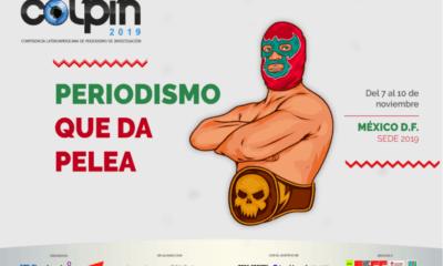 Narco, asesinato a periodistas y fosas clandestinas, temas del COLPIN 2019