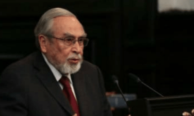 Bernardo Bátiz, Bátiz, Nuevo, Designado, AMLO, Consejo, Judicatura, Federal,