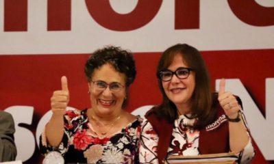 Morena, Congreso, Dirigencia, Elección, Nacional, Partido, Bertha Luján, Yeidckol,