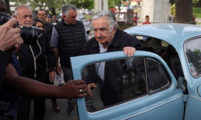 Pepe, José, Mujica, Uruguay, Presidente, Ex presidente, AMLO, ANdrés Manuel, López Obrador, Aniversario, Año, Presidencia, Invitado,