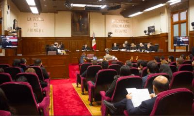 Senado recibe terna de AMLO para la Corte