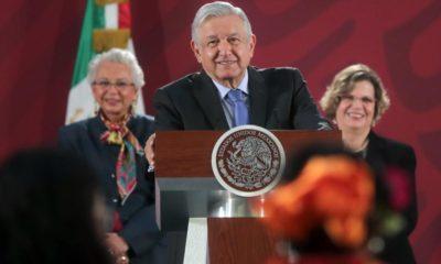 Por igualdad, AMLO propondrá mujeres para sustituir a Medina Mora