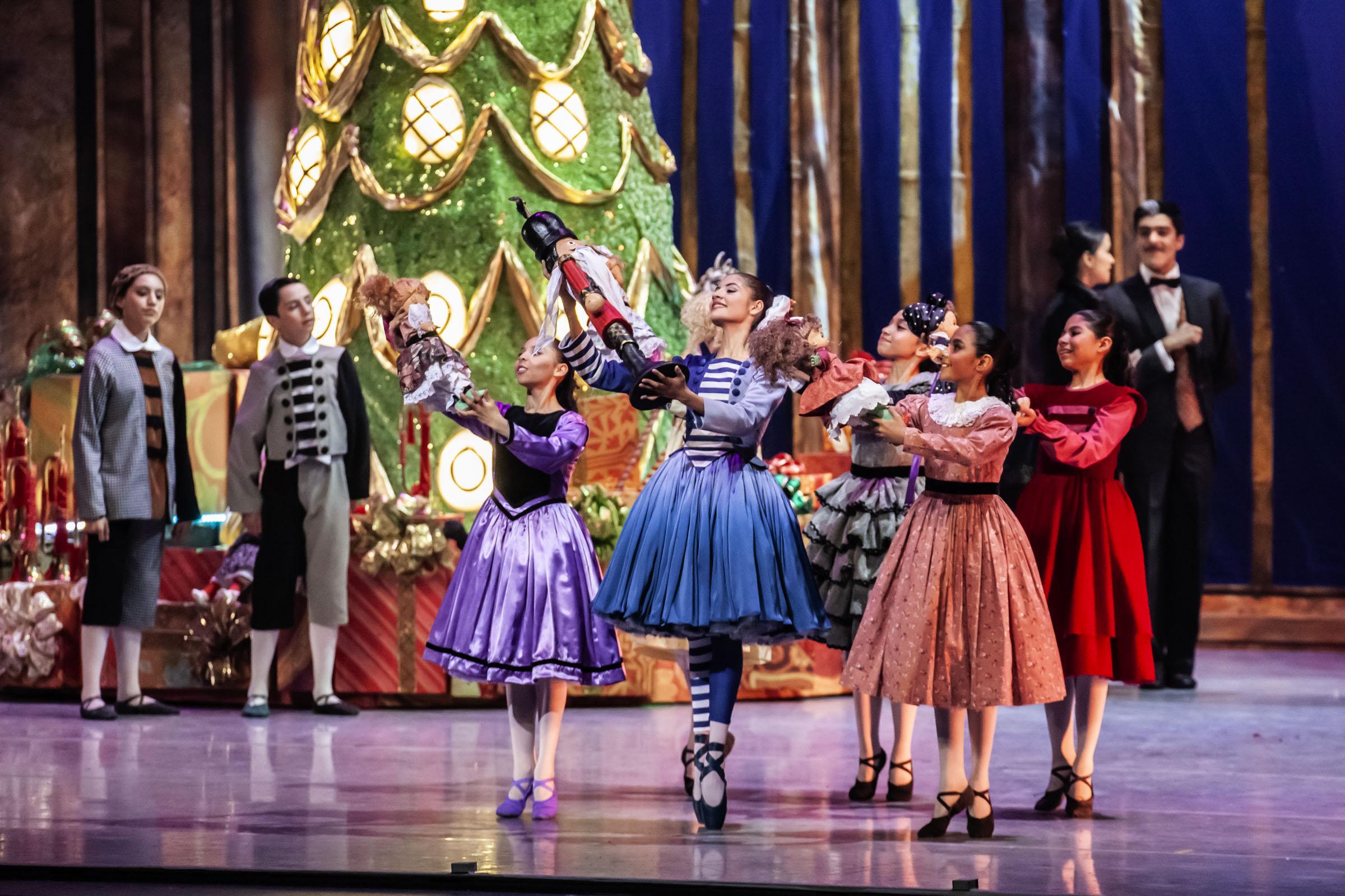 El Cascanueces, Cascanueces, Auditorio Nacional, Ballet, INBAL, Orquesta, Compañía Nacional de Danza,