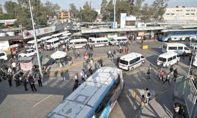 Aumenta de 10 a 12 pesos tarifa mínima de transporte en Edomex