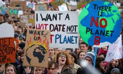 Movilizaciones que sacudieron este 2019 en emergencia al cambio climático