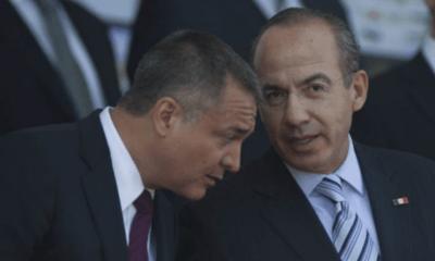 Calderón dice desconocer los delitos imputados a García Luna
