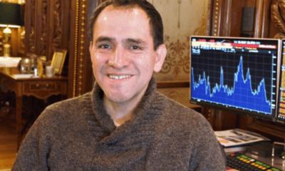 El secretario de Hacienda presume logros en 2019 (1)