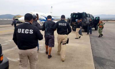 """Detienen a otro hijo de """"El Carrete"""", presunto lìder de Los Rojos"""