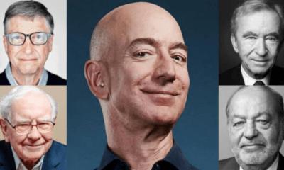 Los más ricos del mundo acaban 2019 más ricos que nunca