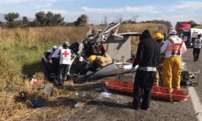 Mueren 11 personas en accidente en Chiapas