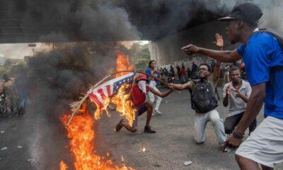 Inconformidad social desató diversas protestas en 2019