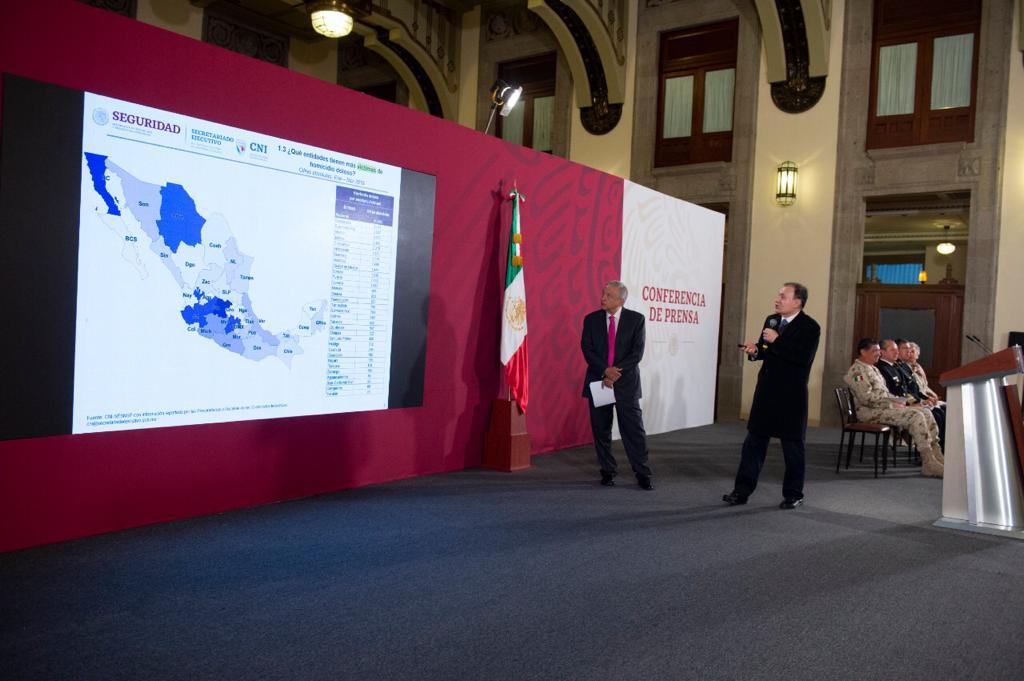 Alfonso, Durazo, Año, 2020, Seguridad,