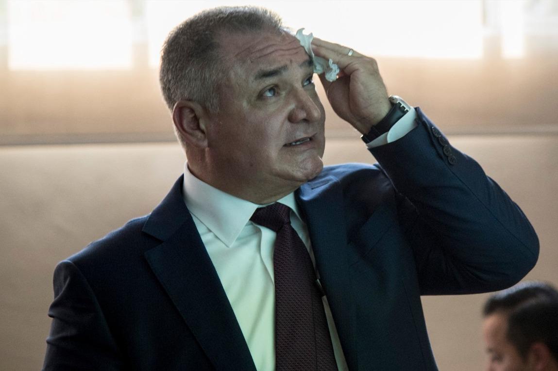 García Luna trianguló 2 mil millones de pesos de Gobernación