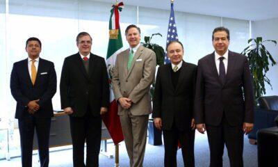 Arranca operativo México-EU contra tráfico de armas