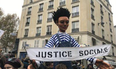 Continúa huelga de transporte en Francia en rechazo a reforma a pensiones