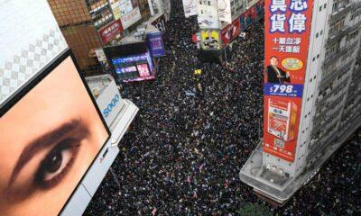 Se cumplen 6 meses de protestas en Hong Kong