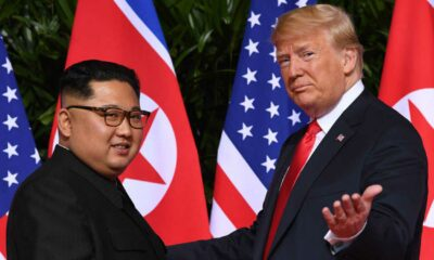 "Kim Jong-un ""tiene mucho que perder, si actúa de manera hostil"", advierte Trump"