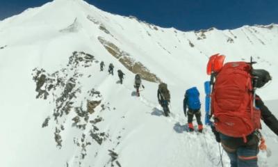 7 montañistas aún desaparecidos en el Himalaya