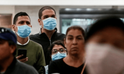 Coronavirus, Recomendaciones, México, Salud, Secretaría, Enfermedad, Contagio,