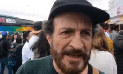 Giménez Cacho, Daniel, Actor, Caminata, Paz, Sicilia, Lebarón,