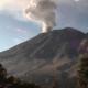 Popocatépetl se mantiene en alerta amarilla fase 2